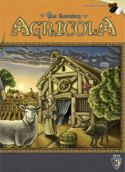 Agricola (Advanced Level)