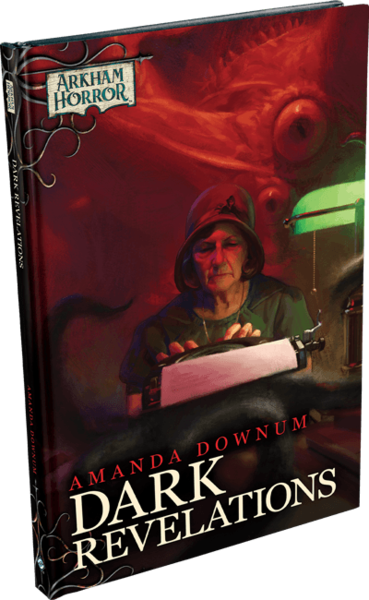 Arkham Horror: The Card Game – Dark Revelations - Gloria Goldberg