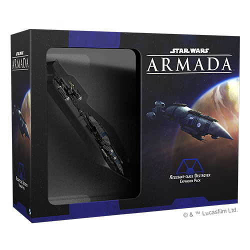 Recusant-Class Destroyer: Star Wars Armada