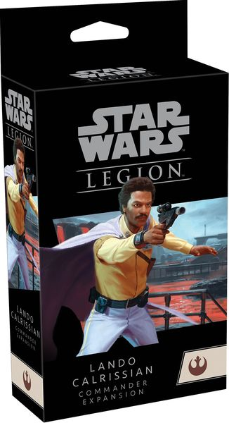Star Wars: Legion – Lando Calrissian Commander Expansion
