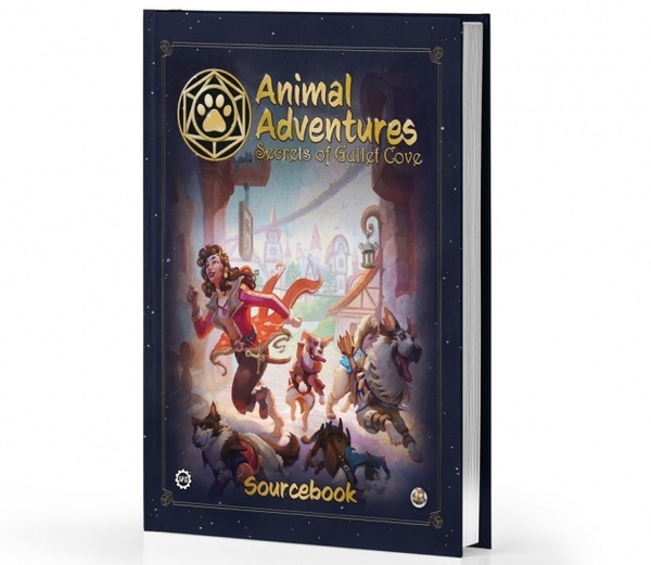 Animal Adventures: Secrets of Gullet Cove sourcebook