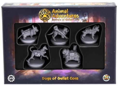 Animal Adventures: Dogs of Gullet cove