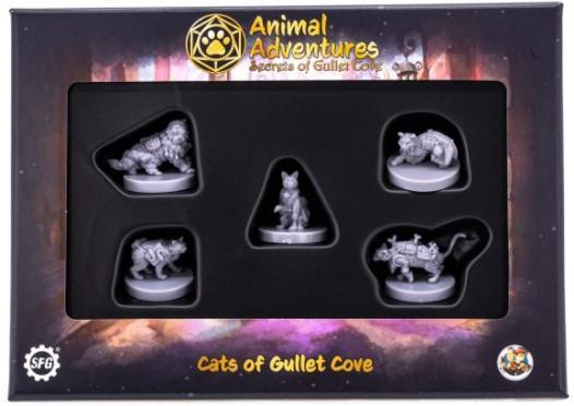 Animal Adventures: Cats of Gullet Cove