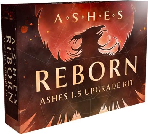 Ashes Reborn: Ashes 1.5 Upgrade Pack