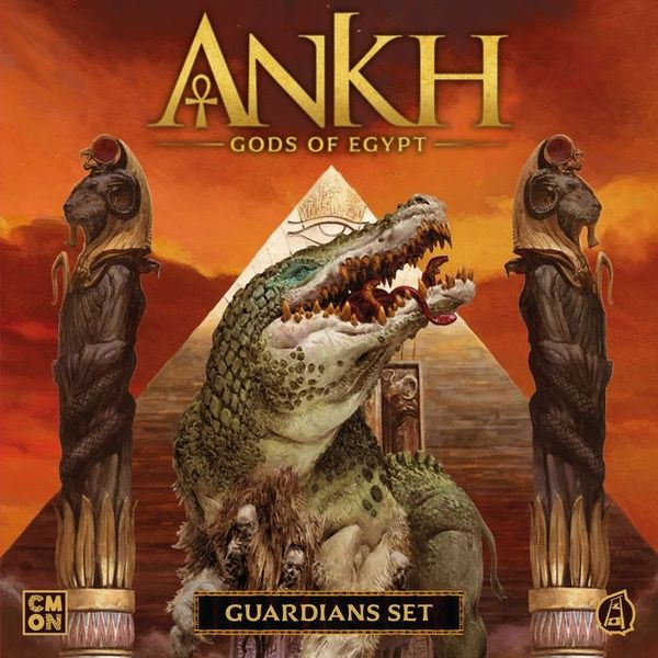 Ankh: Gods of Egypt – Guardians Set