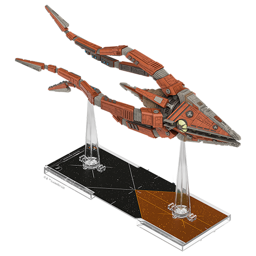 Star Wars X-Wing: Trident Class Assualt Ship