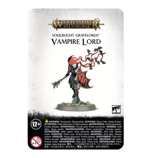Souldblight Gravelords: Vampire Lord