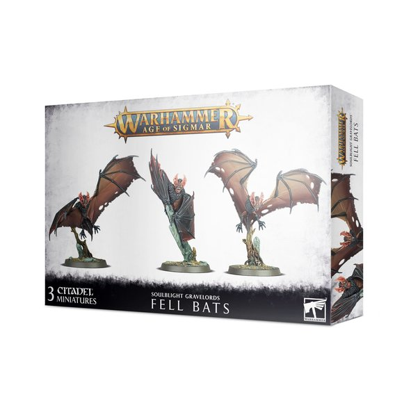 Soulblight Gravelords: Fell Bats