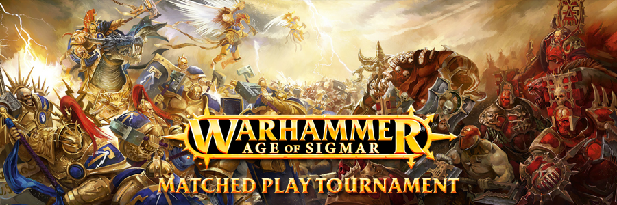 Warhammer age of sigmar   matched play
